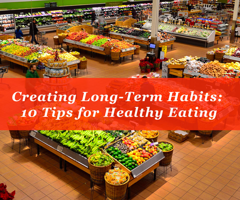 Creating long term habits 10 tips for healthy eating creating long term habits 10 tips for healthy eating dietetically speaking ccuart Gallery